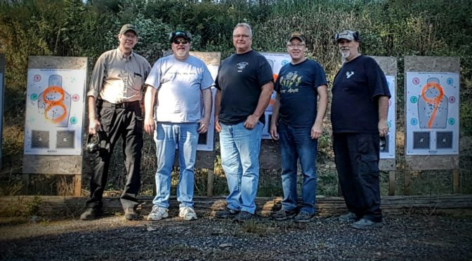 Critical Defensive Handgun Course