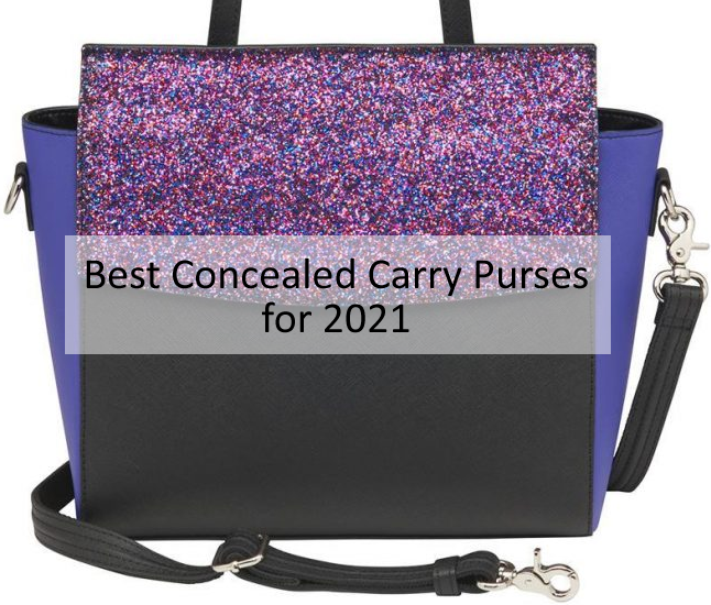 Best Concealed Carry Purses for 2021